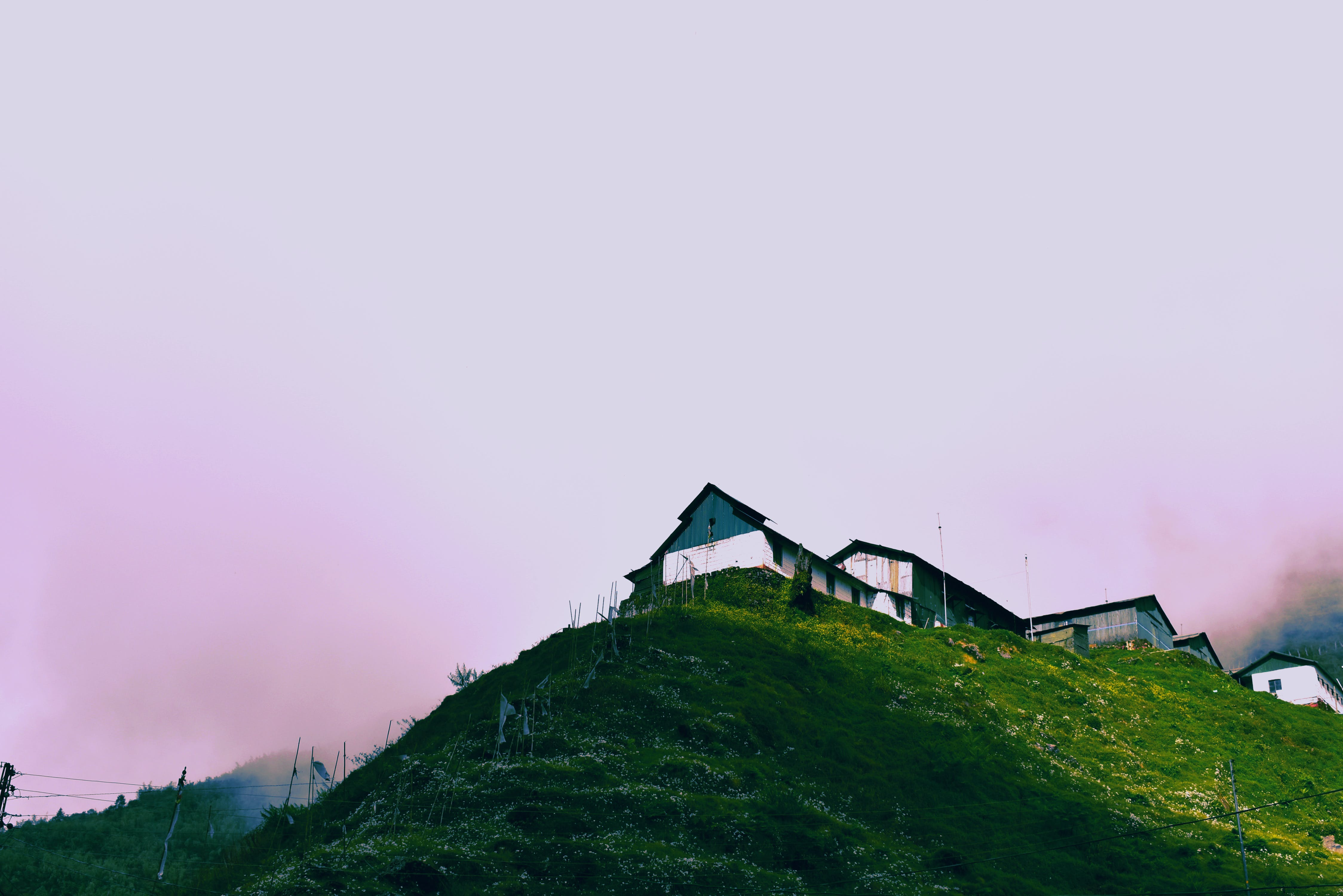 Free stock photo of color, mountain