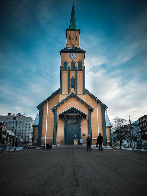 Gratis stockfoto met architectuur, attractie, gebouw, gedenkteken