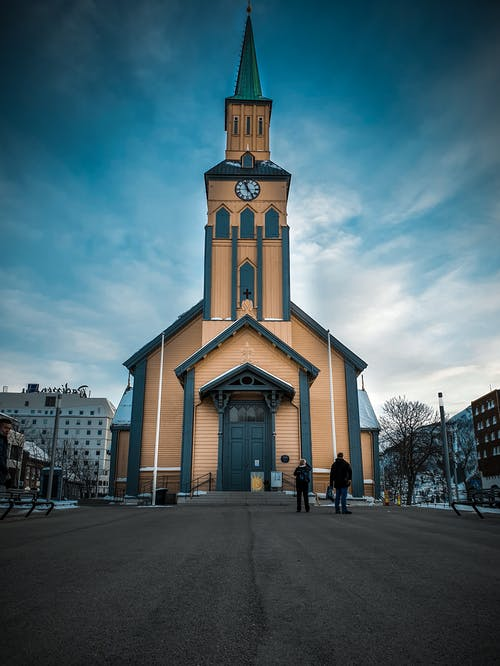 Fotos de stock gratuitas de antiguo, arquitectura, catedral, cielo