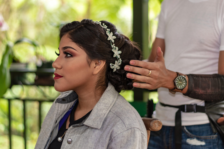 Ingyenes stockfotó frizura, haj, nő, személy témában