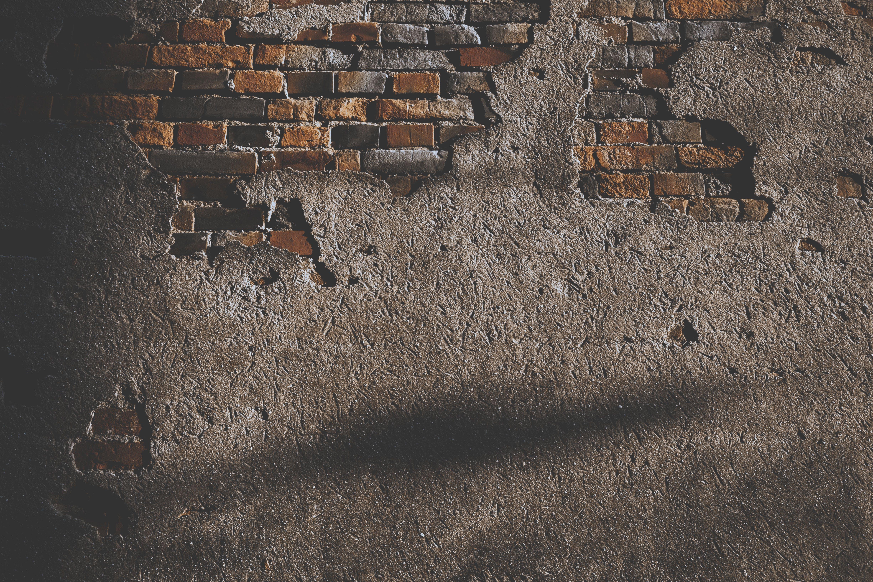 Foto profissional grátis de abandonado, alvenaria, arquitetura, áspero