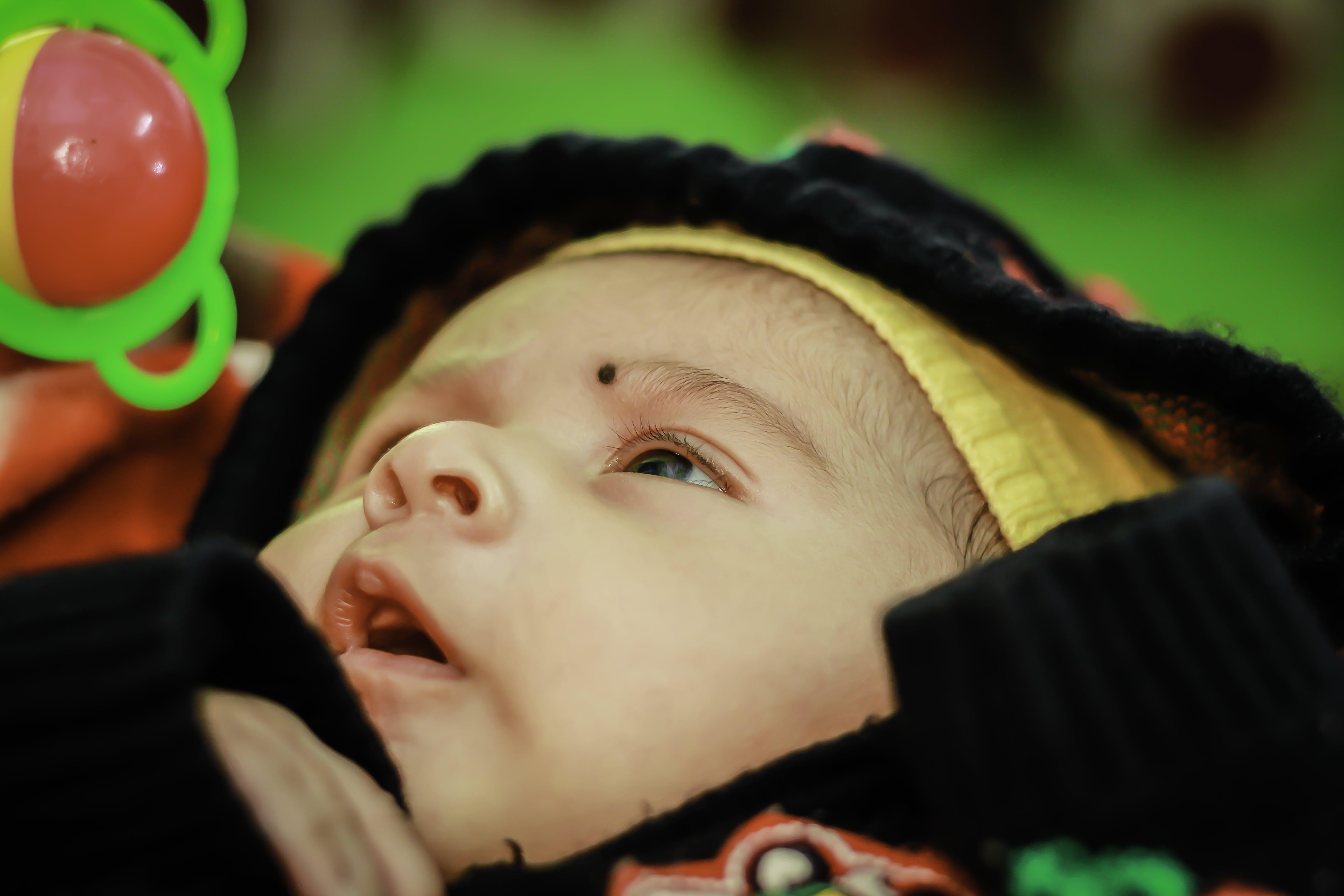 Free stock photo of baby girl, childhood, cute girl, new born