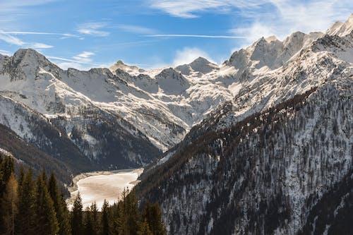 Imagine de stoc gratuită din Alpi, altitudine, aventură, ceață