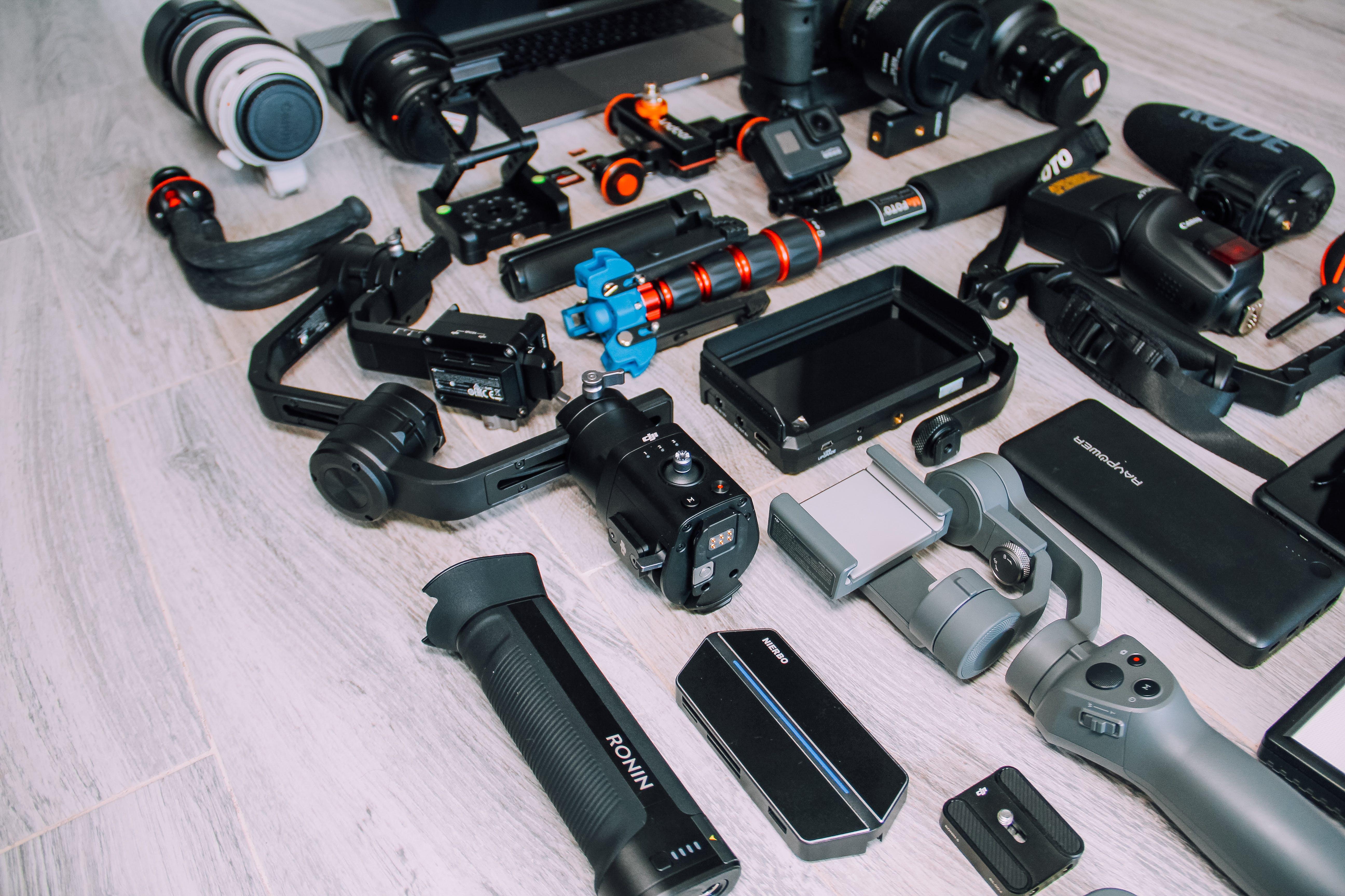 Free stock photo of 100-400mm, 5DMark4, camera equipment, canon