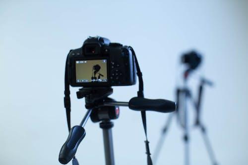 Foto d'estoc gratuïta de càmera, càmeres, DSLR, fotografia