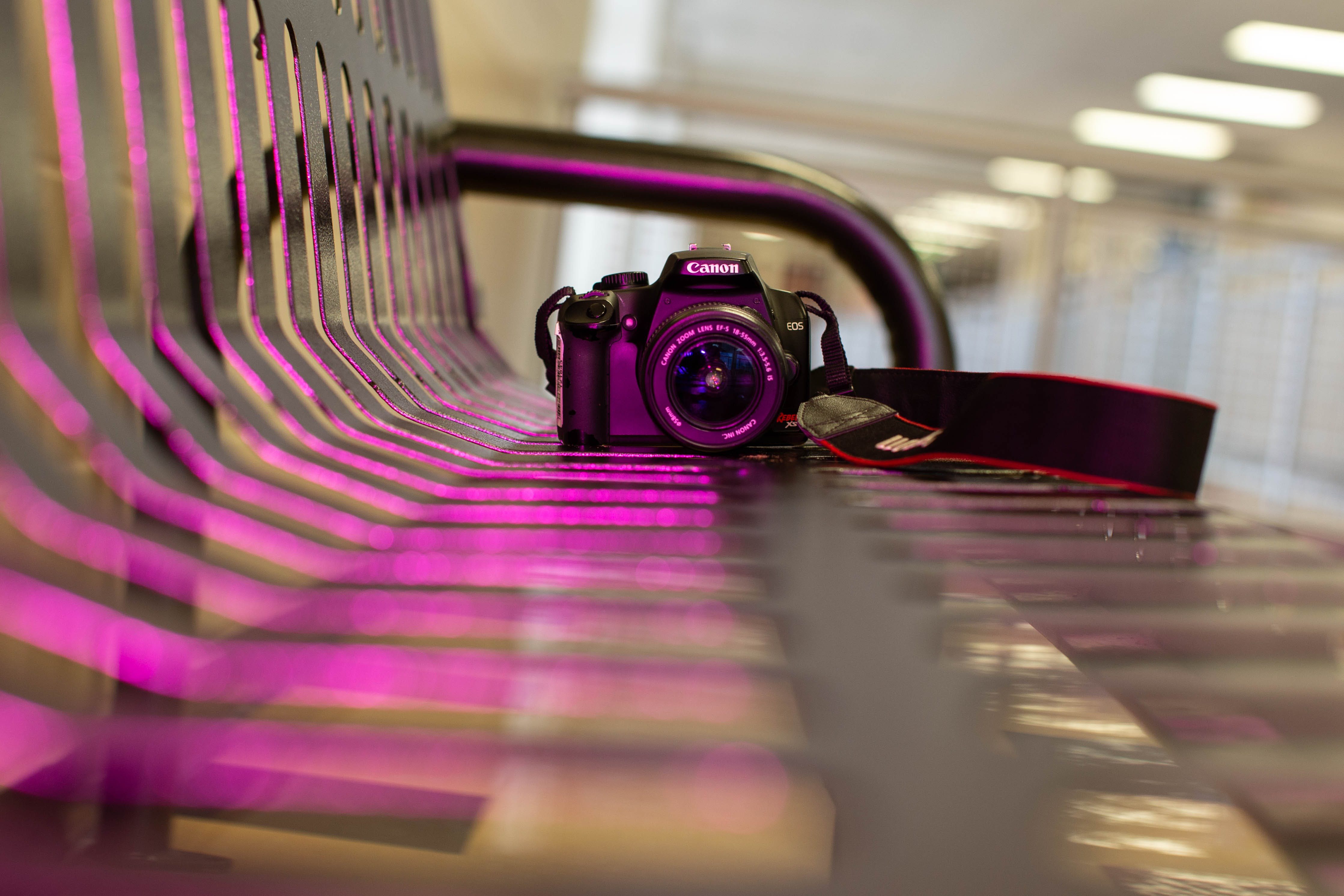 Immagine gratuita di dslr, fotocamera, fotografia, gel