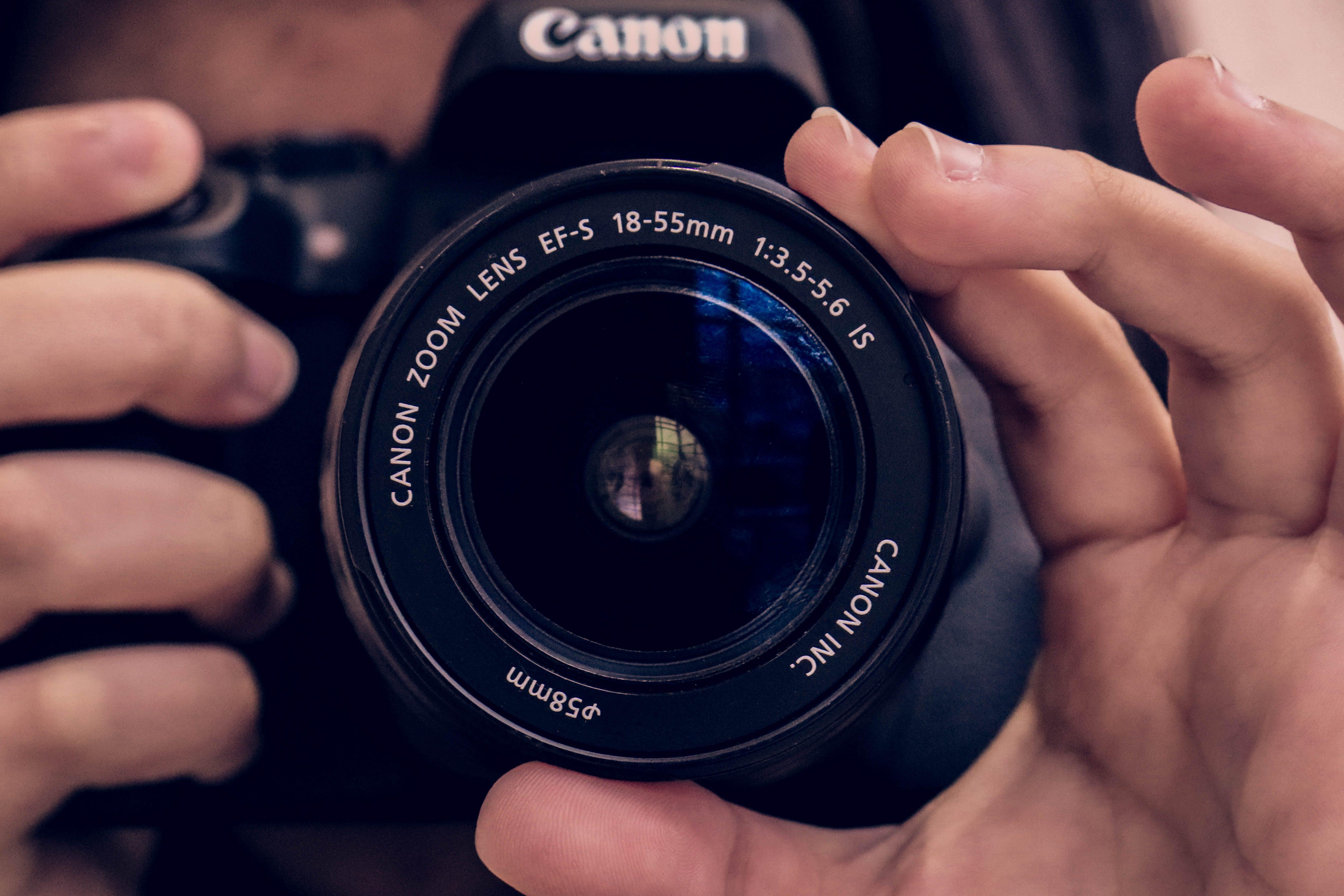 Foto profissional grátis de câmera, dslr, fotografia, lente