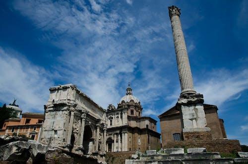 Gratis stockfoto met architectuur, forum, hemel, Italië