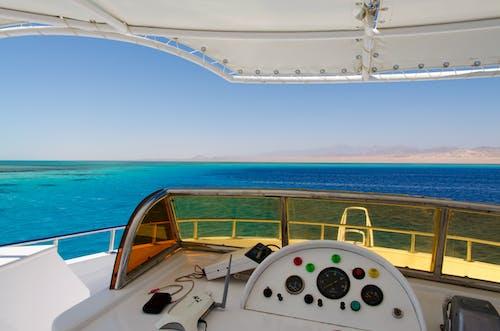 Gratis stockfoto met Egypte, jacht, rode zee, zee