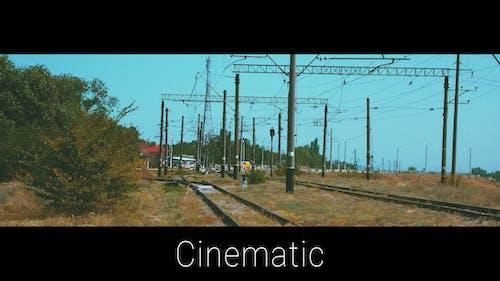 Kostnadsfri bild av färg, filmiska, grön, himmel
