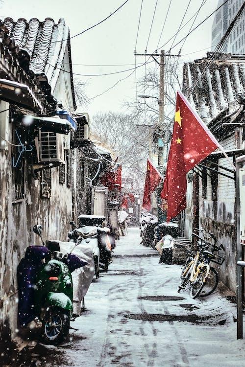 Ingyenes stockfotó 中国, 北京, 美丽, 胡同 témában