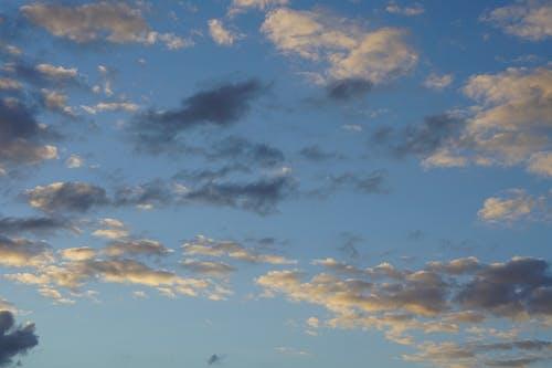 Δωρεάν στοκ φωτογραφιών με γαλάζιος ουρανός, επικάλυμμα, ουρανός, σύννεφο