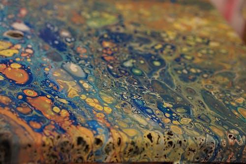 Foto d'estoc gratuïta de art fluid, fluidart, llenç, operativitat