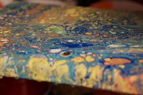 Ilmainen kuvapankkikuva tunnisteilla fluidart, kanvaasi, maalaus, nestemäinen taide