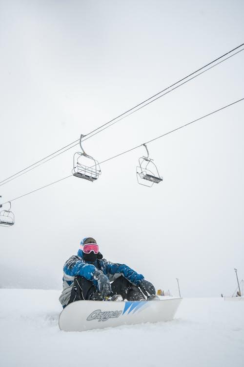 Δωρεάν στοκ φωτογραφιών με snowboard, άθλημα, αθλητικός εξοπλισμός, αναψυχή