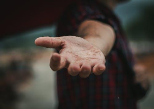 Fotobanka sbezplatnými fotkami na tému dáždnik, dlaň, dôvera, leták