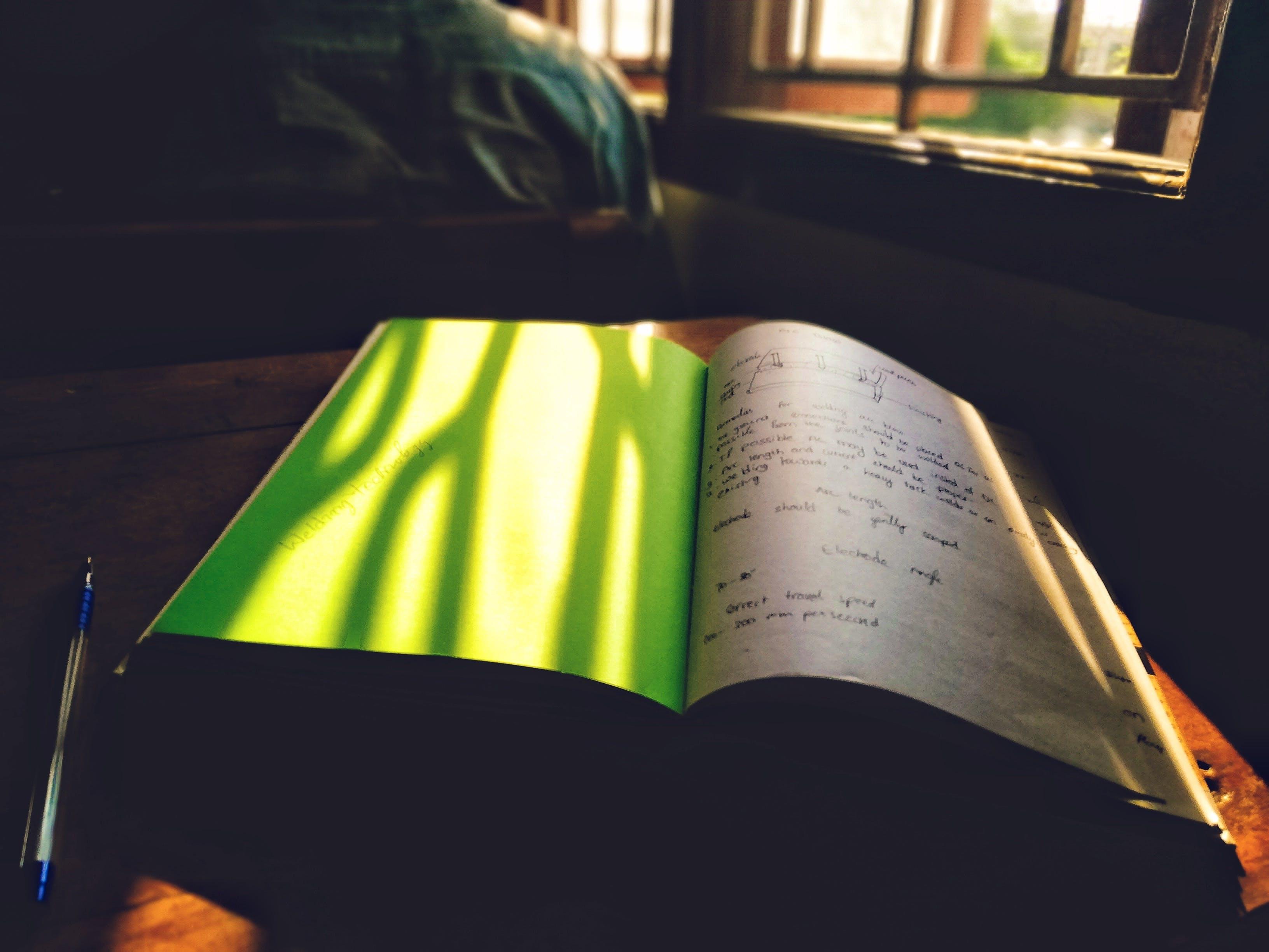 Free stock photo of book, Class's room, desk, golden hour