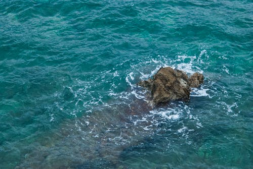 亚得里亚海, 土耳其藍, 岩石, 水 的 免费素材照片