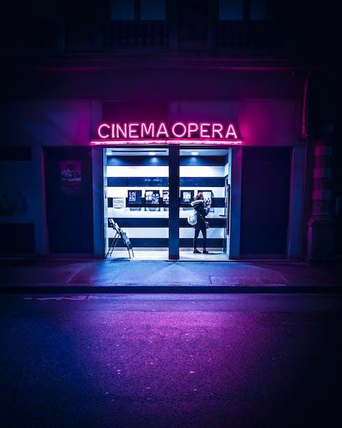 Бесплатное стоковое фото с архитектура, голубой, город, городская жизнь