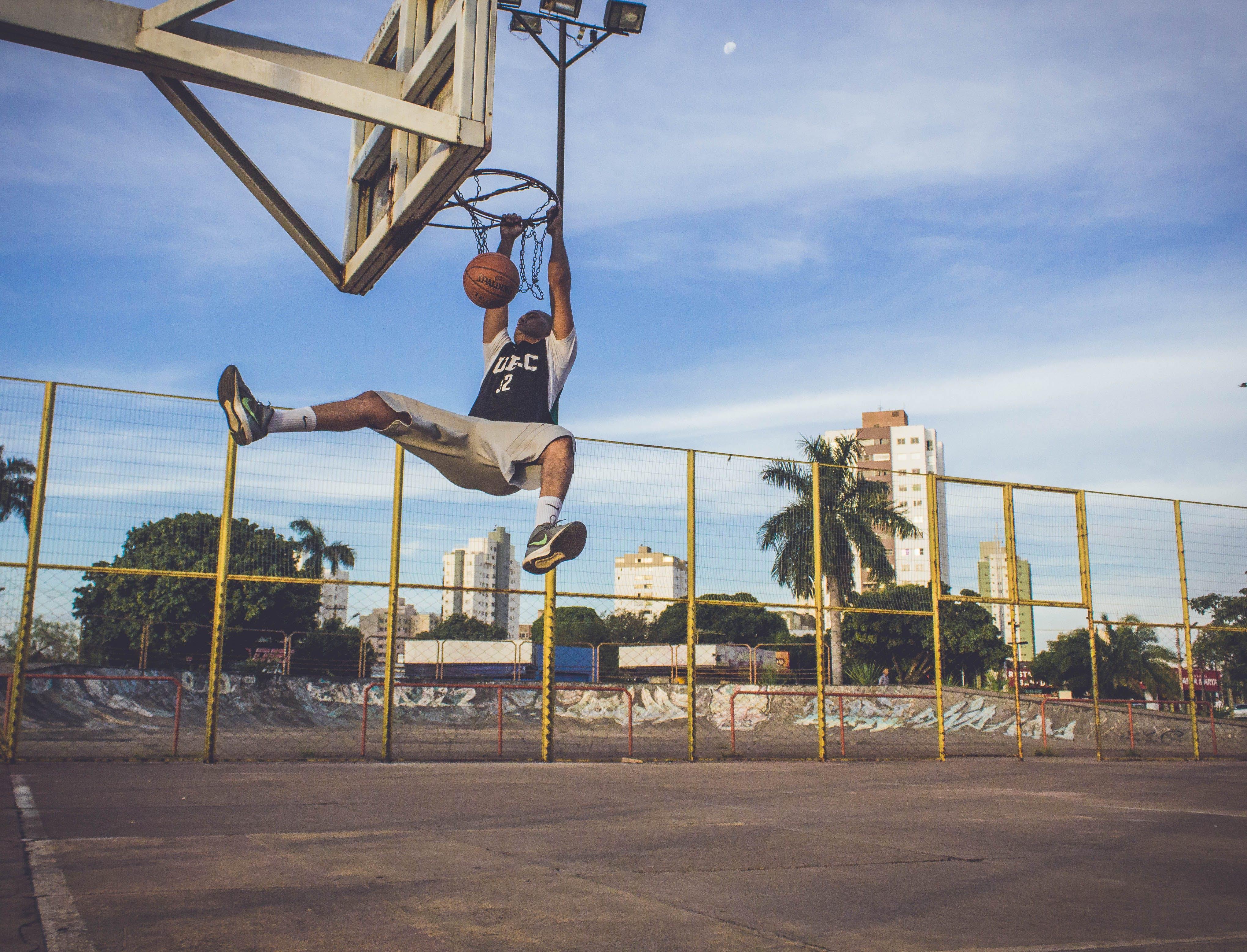 Ảnh lưu trữ miễn phí về áo lót, bóng rổ, các môn thể thao, chơi