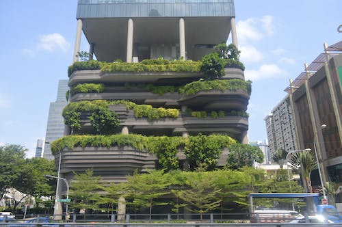 Gratis arkivbilde med #feature #canon #throwback #singapore #malaysia, #green #skyscrapers #buildings #city #life, #outdoorchallenge, #vietnamese