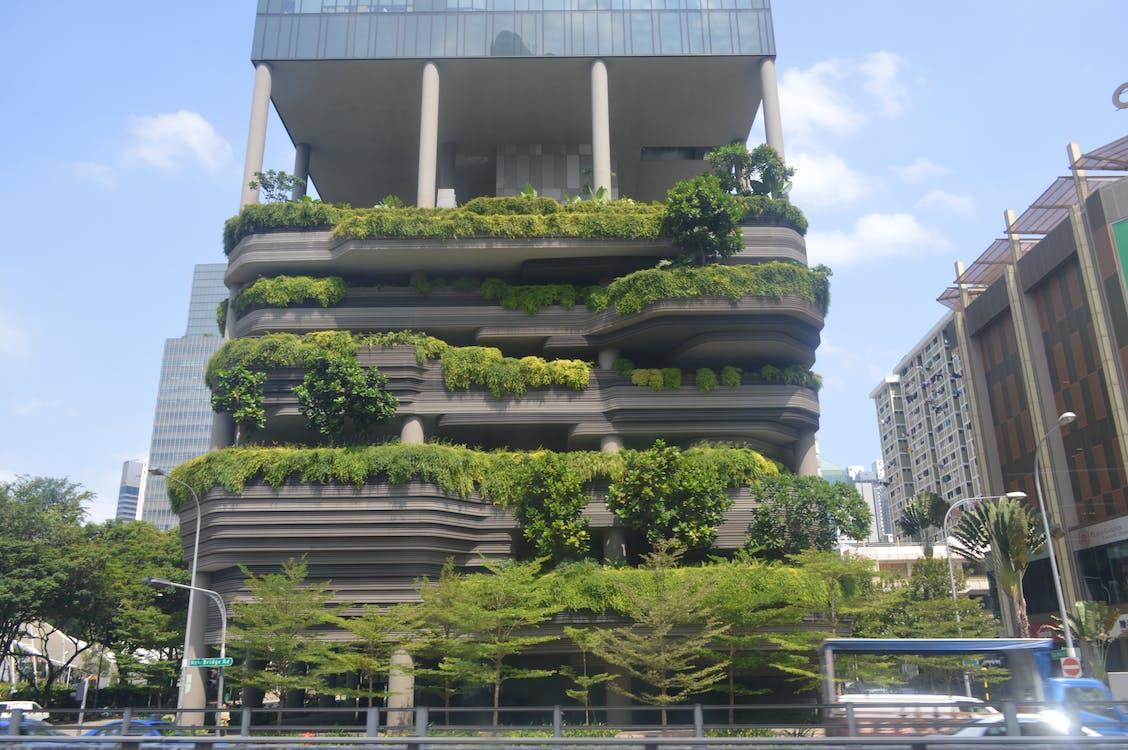 Kostnadsfri bild av återgång, byggnader, funktion