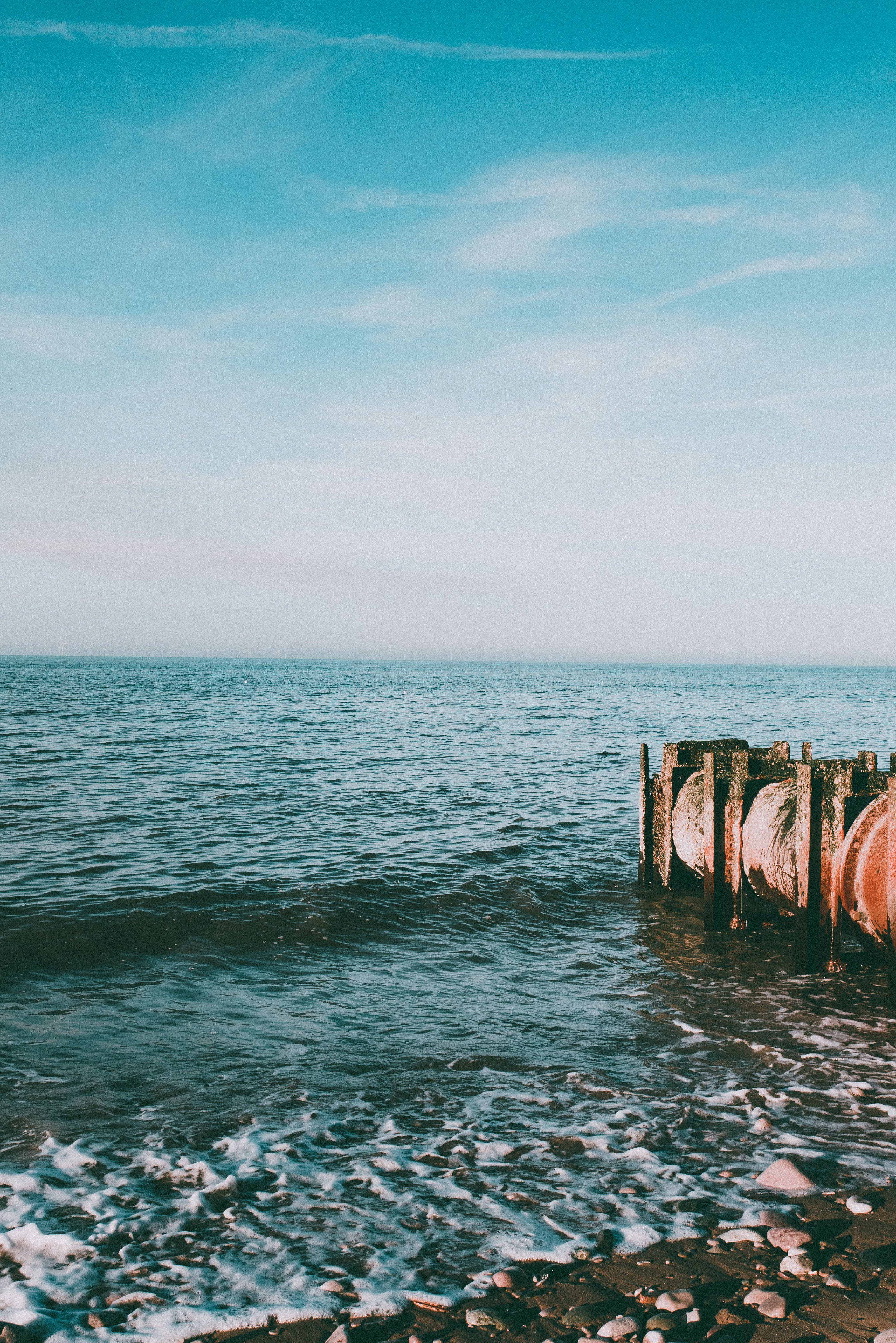 Photo Of Sea