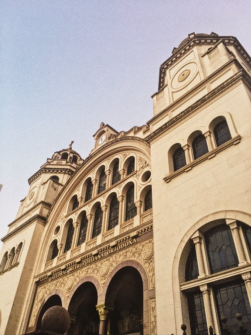 Kostnadsfri bild av arkitektur, konstruktion, kyrka, kyrkobyggnad