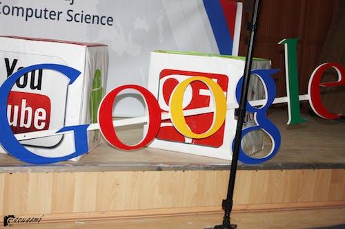 Gratis lagerfoto af google gdg