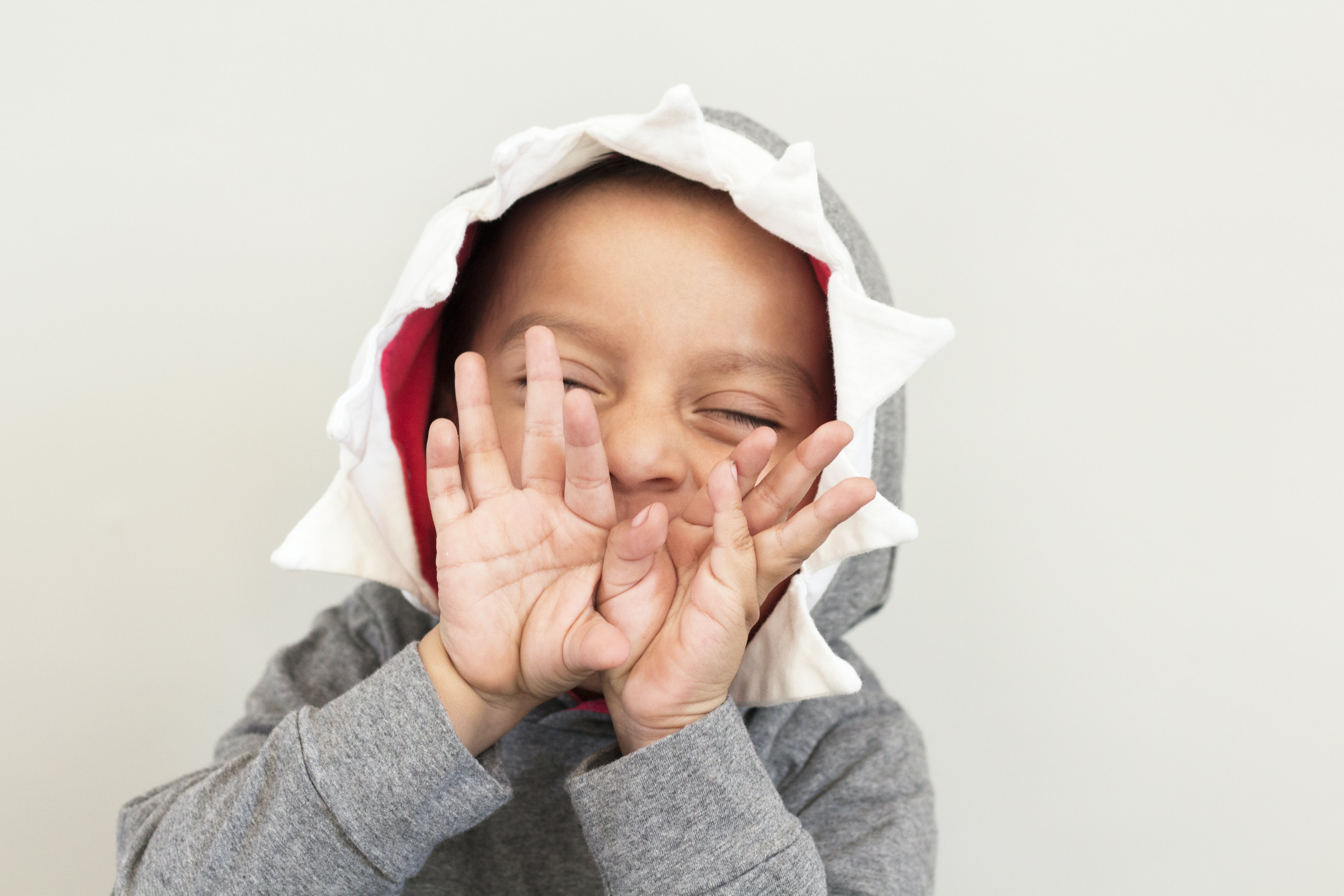Free stock photo of baby shark, boy, child, children