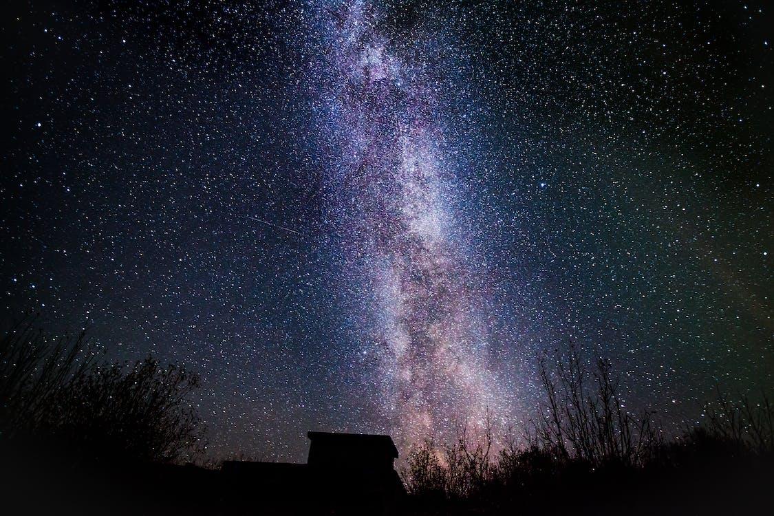 夜晚的星星