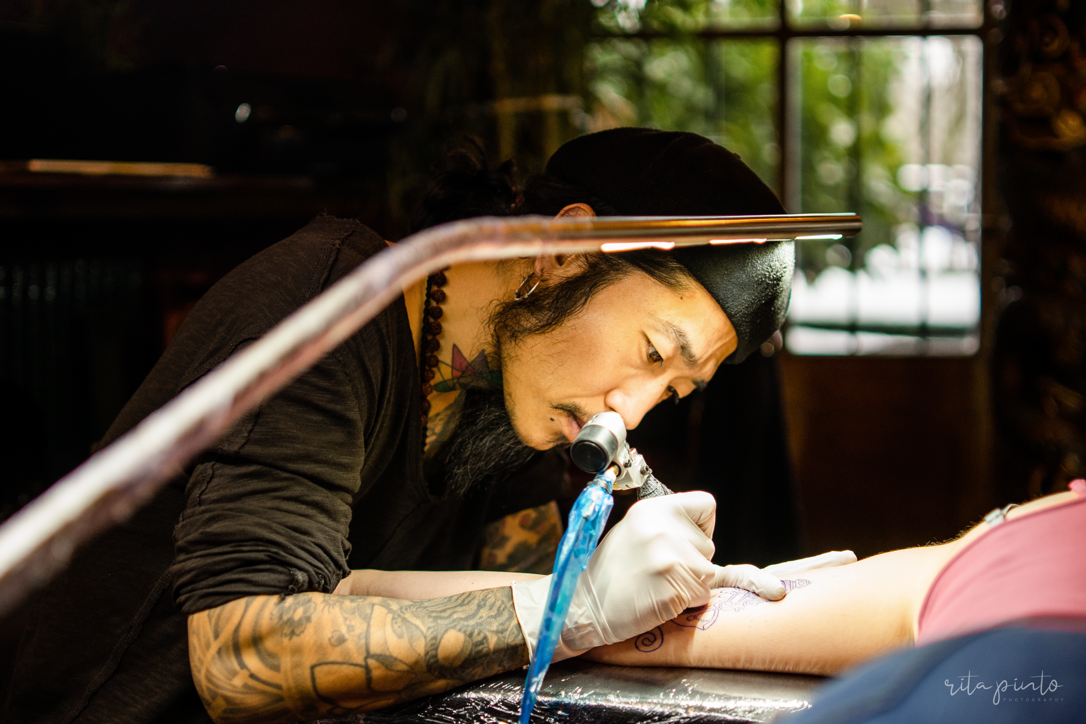 Zdarma tetování webové stránky