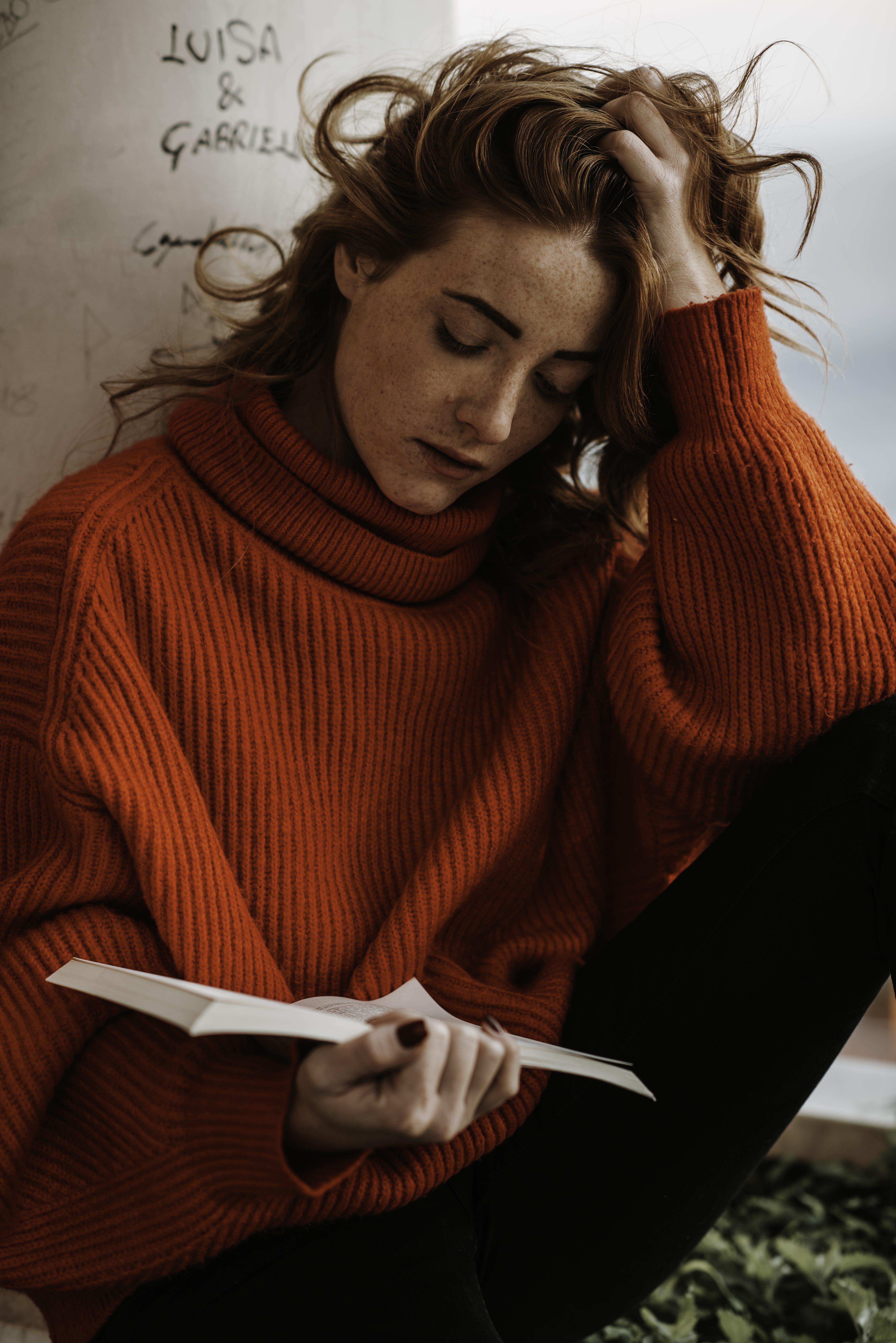 Základová fotografie zdarma na téma číst, čtení, focení, krása
