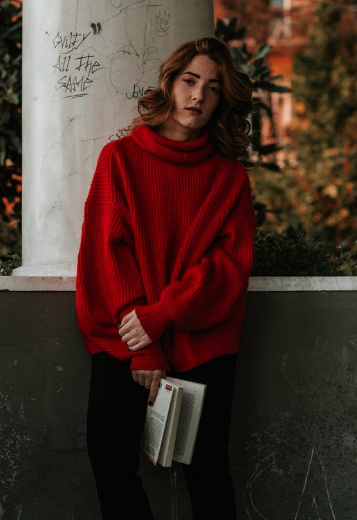 dame, fashion, fotoshooting