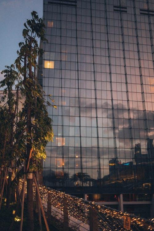 Gratis stockfoto met architectuur, gebouw, glazen dingen
