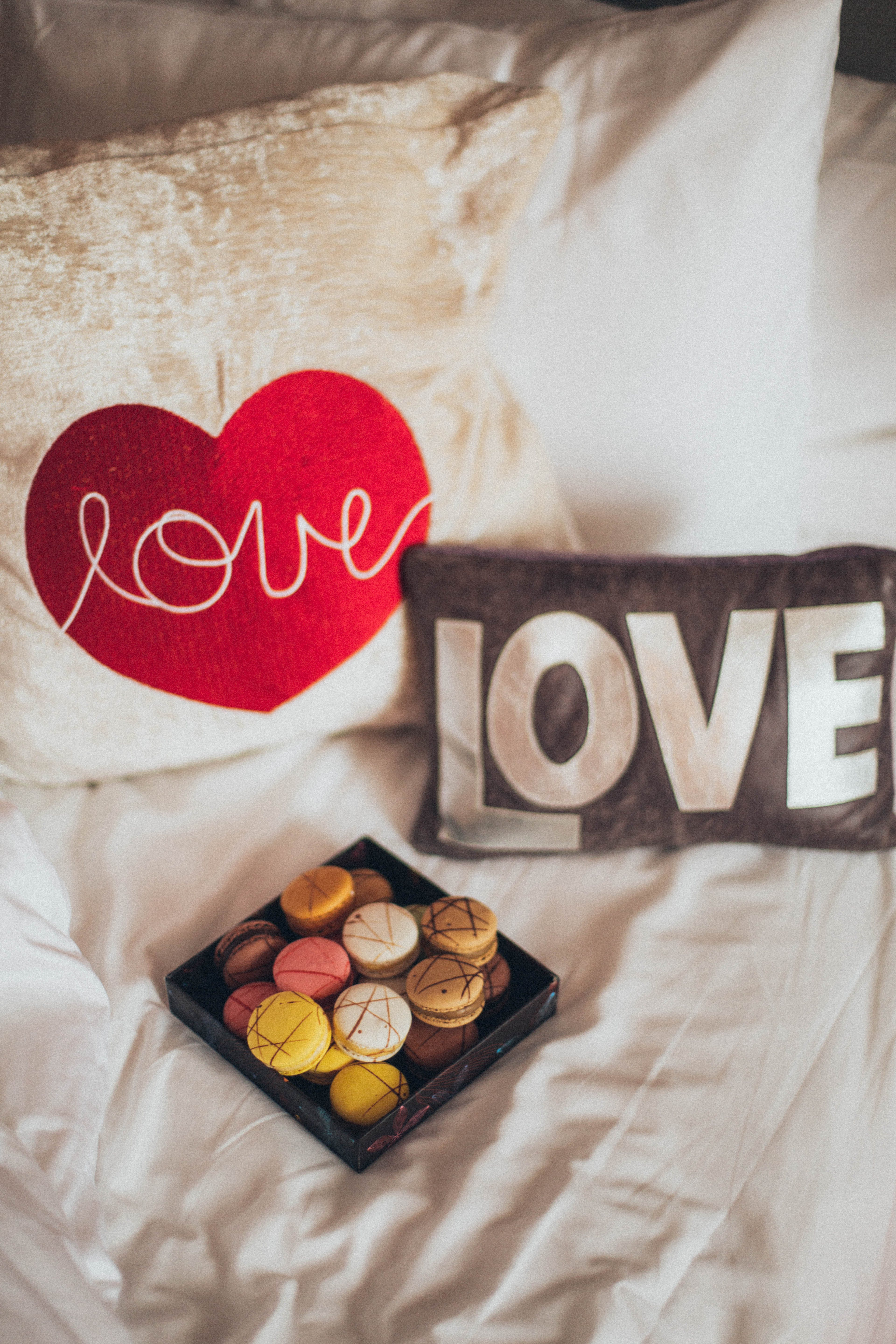 Pillows And Macaroons