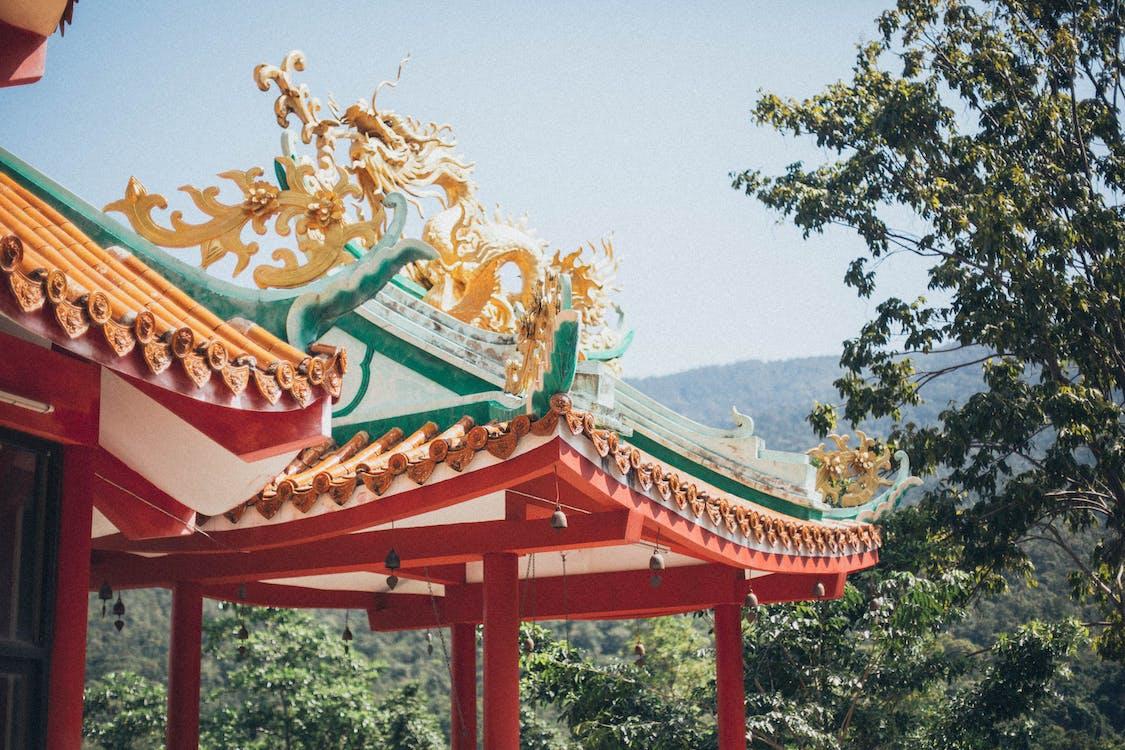 architektúra, ázijská architektúra, Buddha