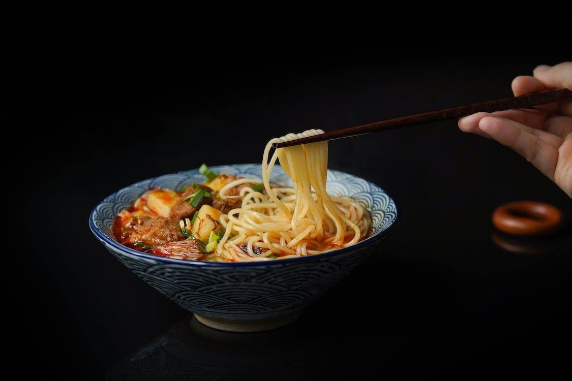chopsticks, close-up, detailopname