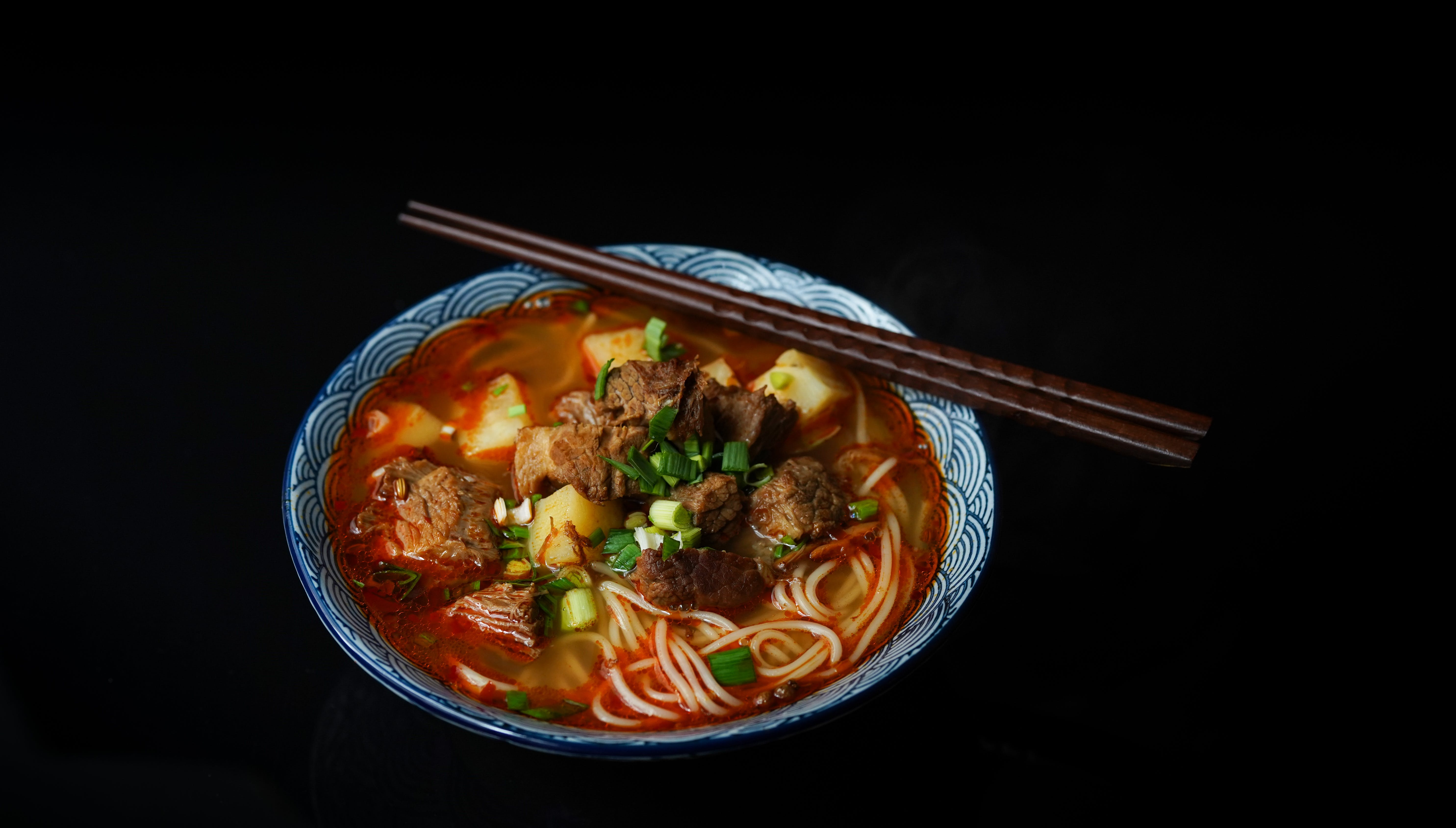 Free stock photo of noodles