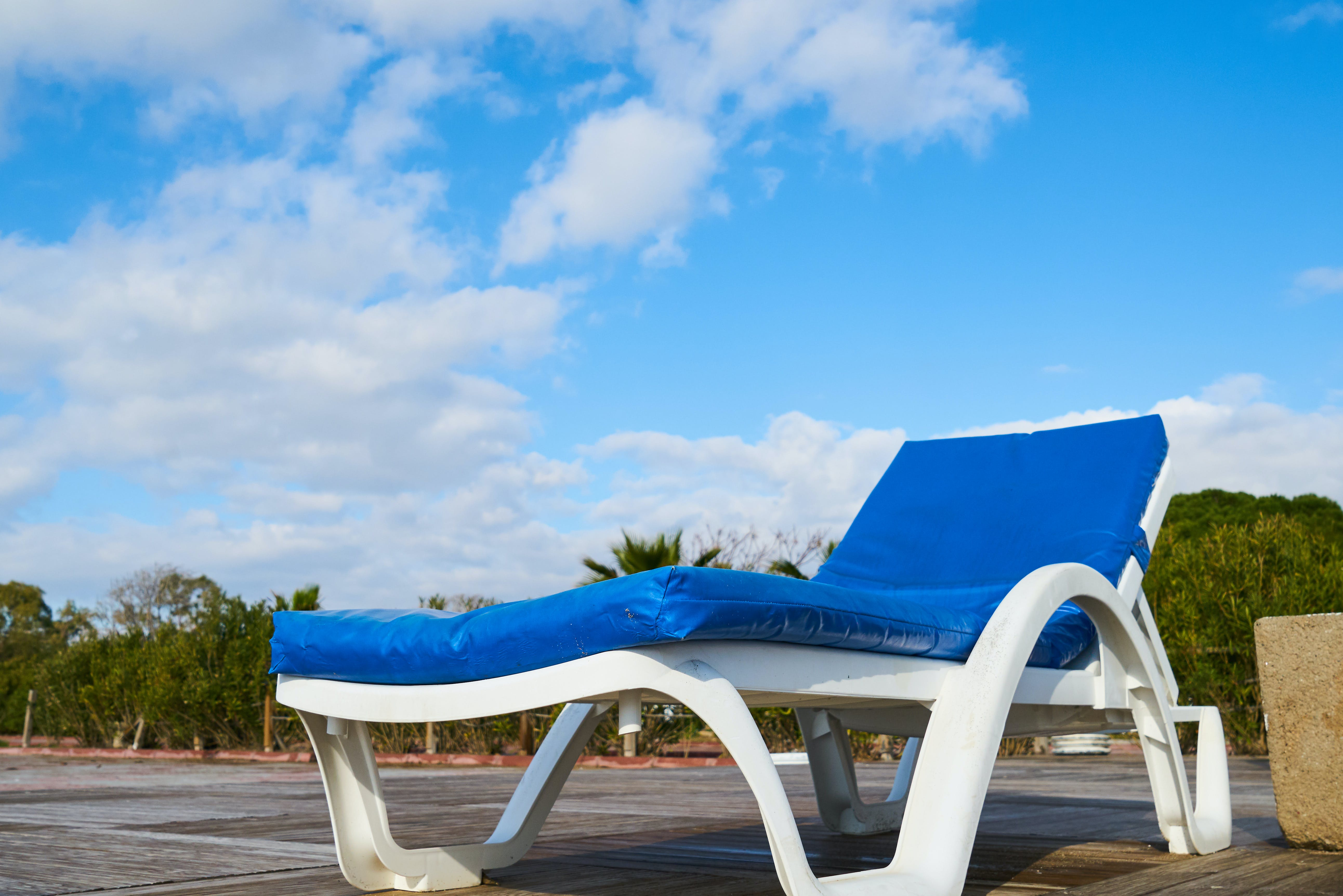 Free stock photo of blue, clouds, holiday, hotel