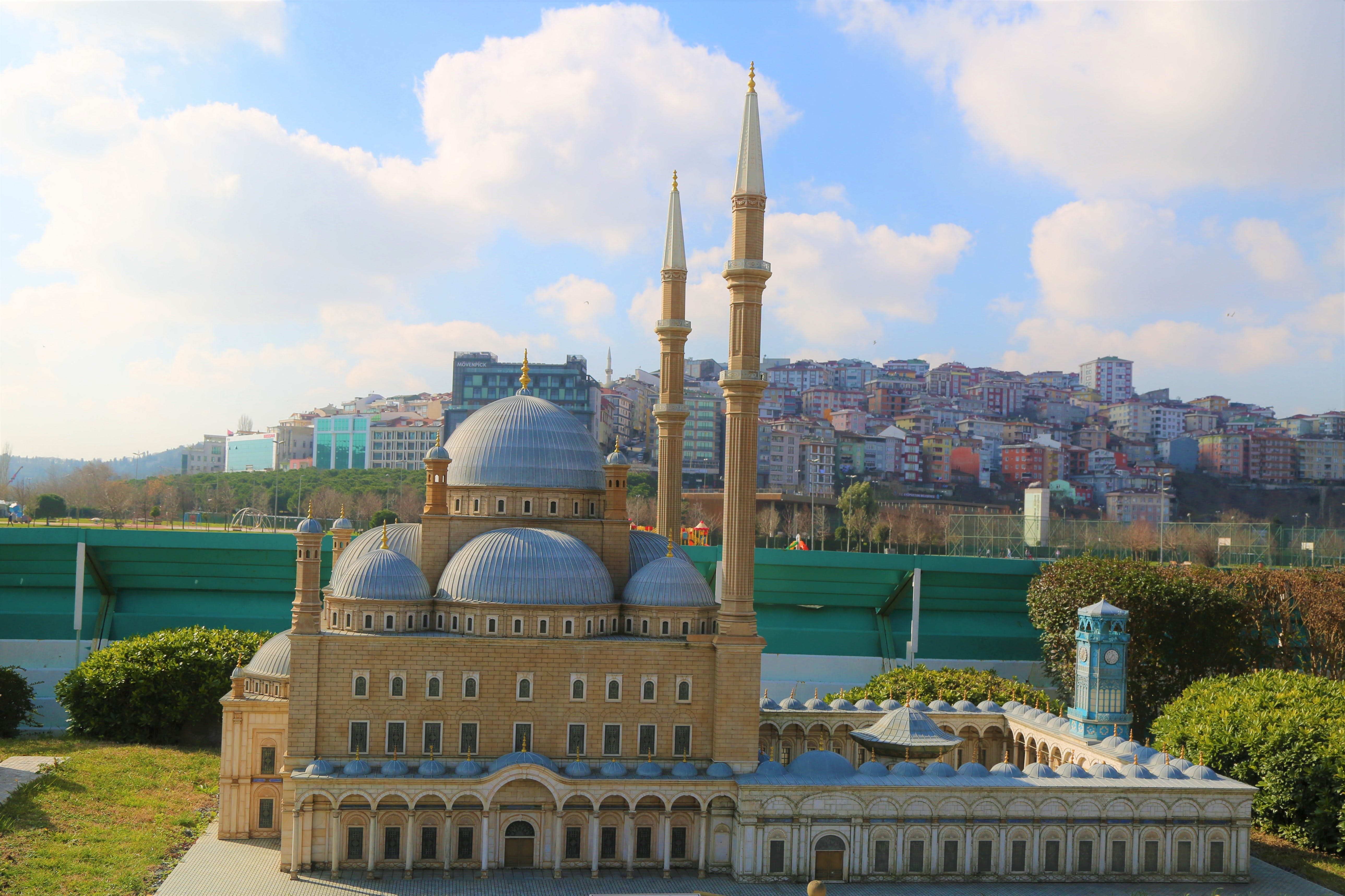 Free stock photo of architecture, building, building model, islam
