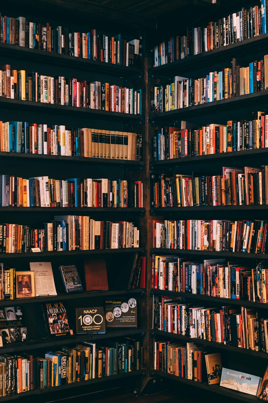 Ingyenes stockfotó könyvek, könyvesbolt, könyvespolcok, könyvtár témában