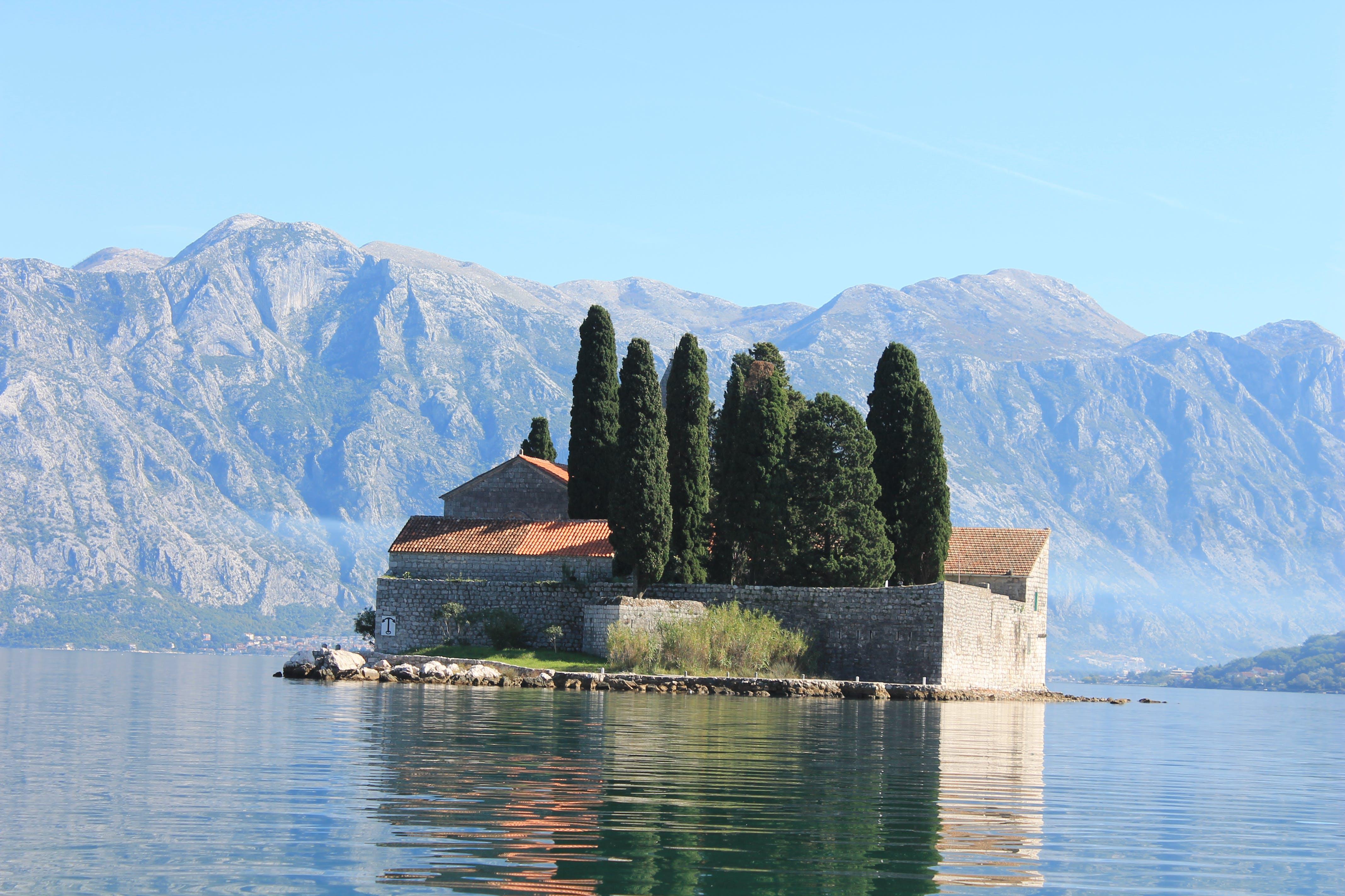 Free stock photo of island, landscape, mountains, nature