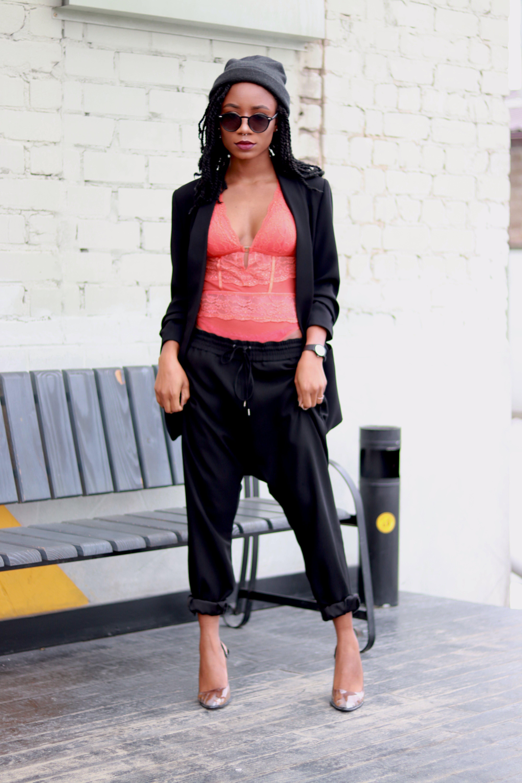 Free stock photo of beanie, black pants, black people, blazers