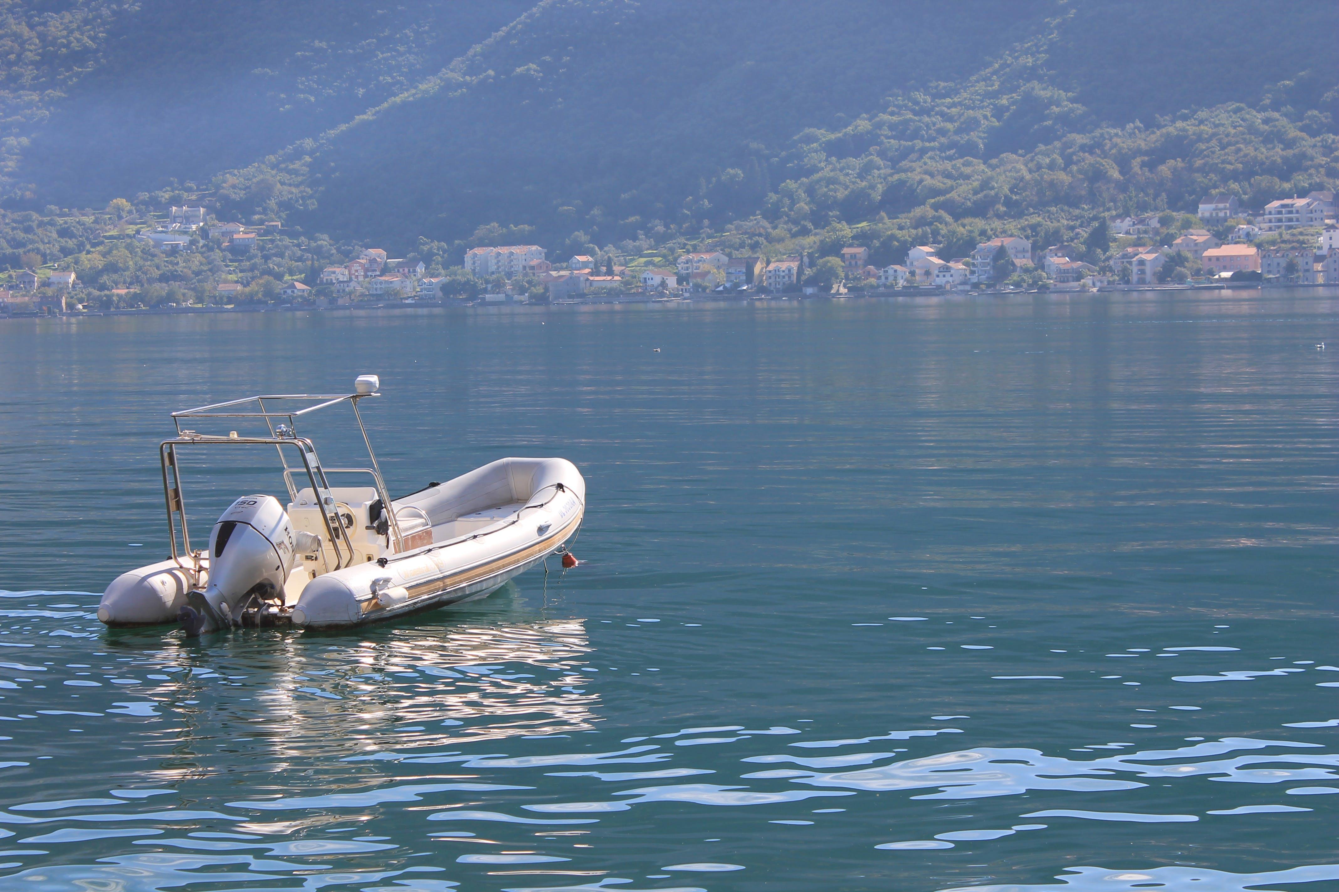 Free stock photo of boat, nature, sea, sky