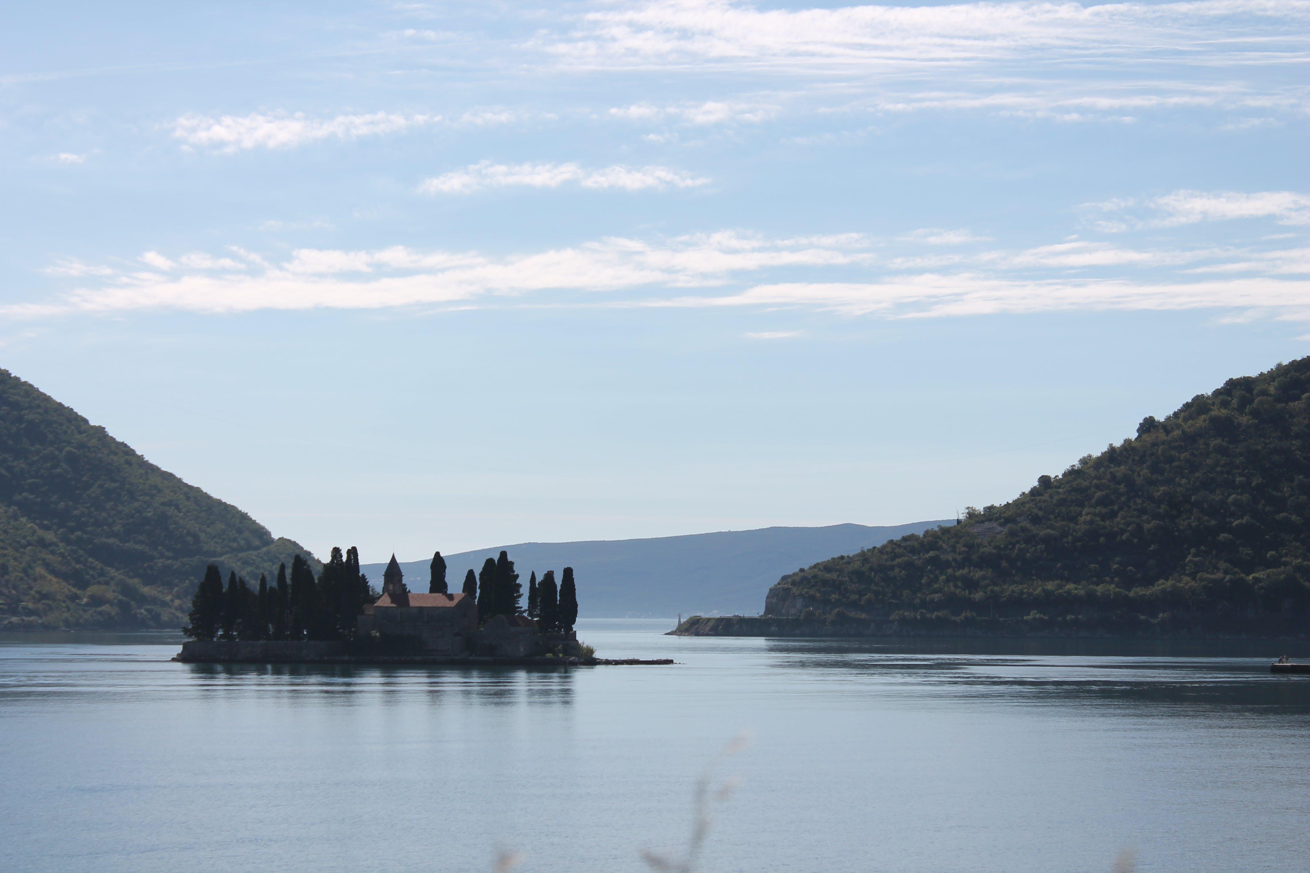 Free stock photo of island, nature, sea, sky