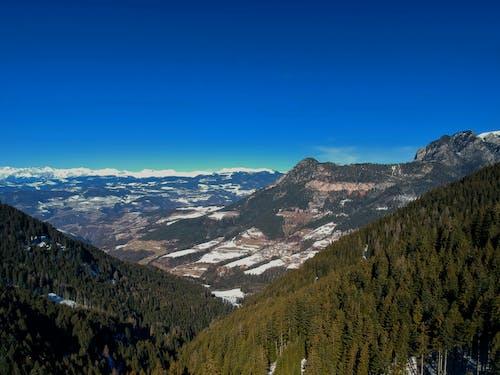 Free stock photo of alps, blue sky, high up, Italian Alps