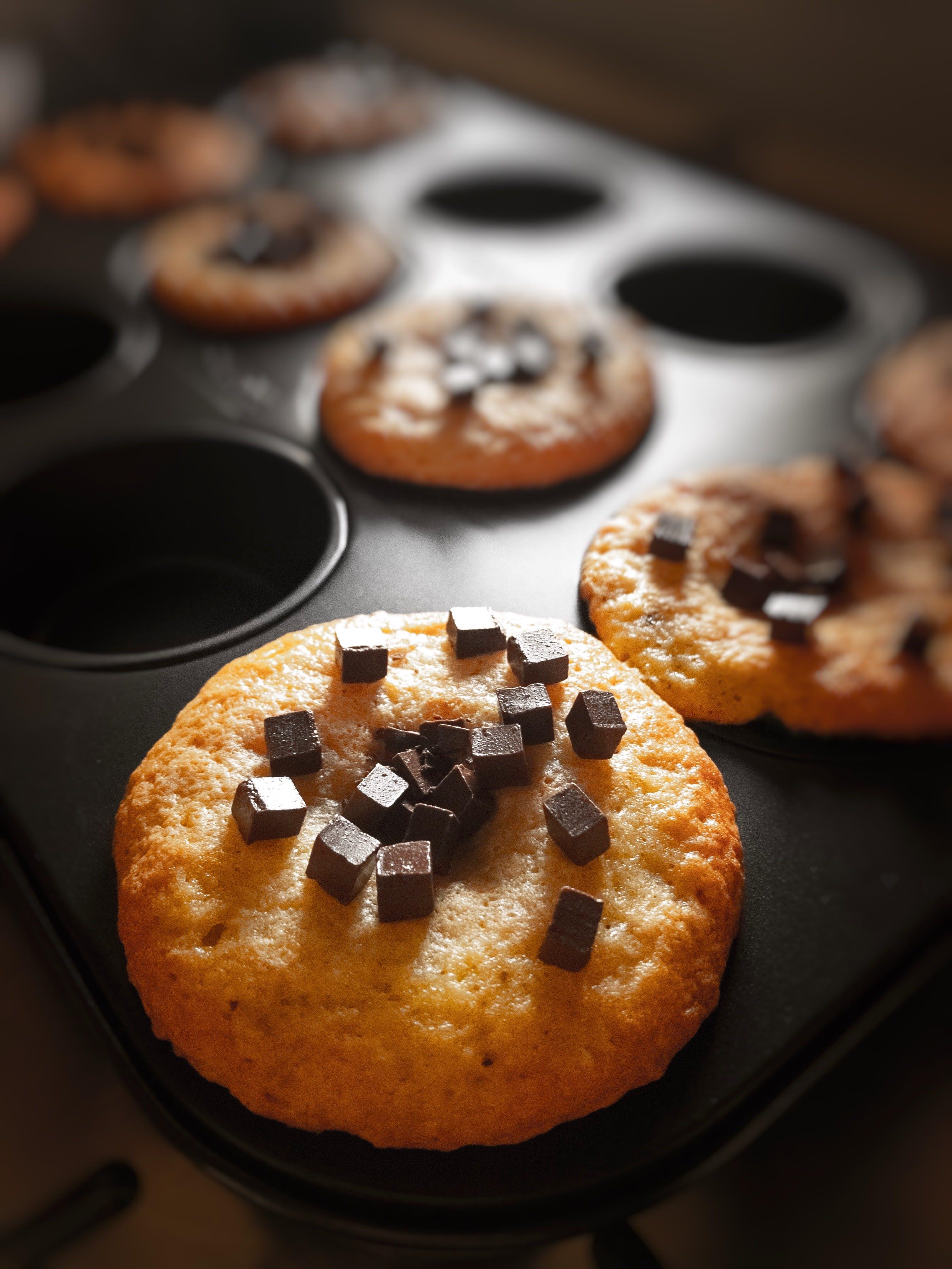 Gratis lagerfoto af bage, bageri, bagt, brun