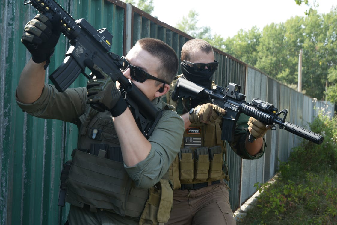 Free stock photo of airsoft, airsoft replicas, airsoftguns