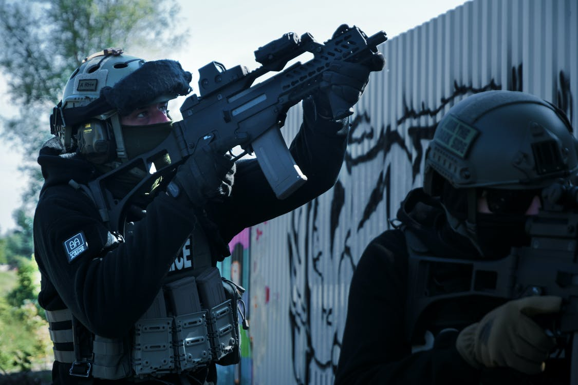 Free stock photo of actionsport, airsoft, airsoft replicas
